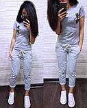 Стильная женская футболка Gucci S/M/L/XL, фото 4