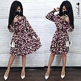 Легкое летнее платье, 42-44, 44-46 рр, черный, фото 3