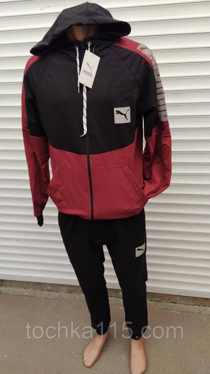 Мужской спортивный костюм, Puma M/L/XL/XXL/XXXL