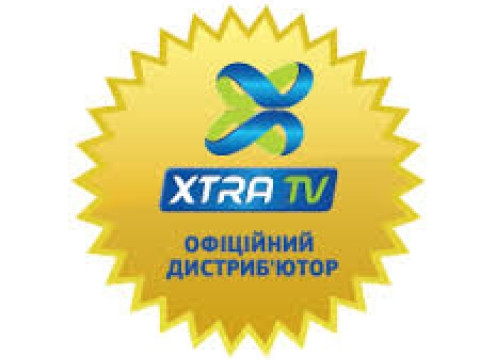 Карточка Xtra TV - ФОП Хохлов В.В. в Киевской области