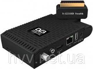 Тюнер Sat-Integral S-1222 HD Stealth
