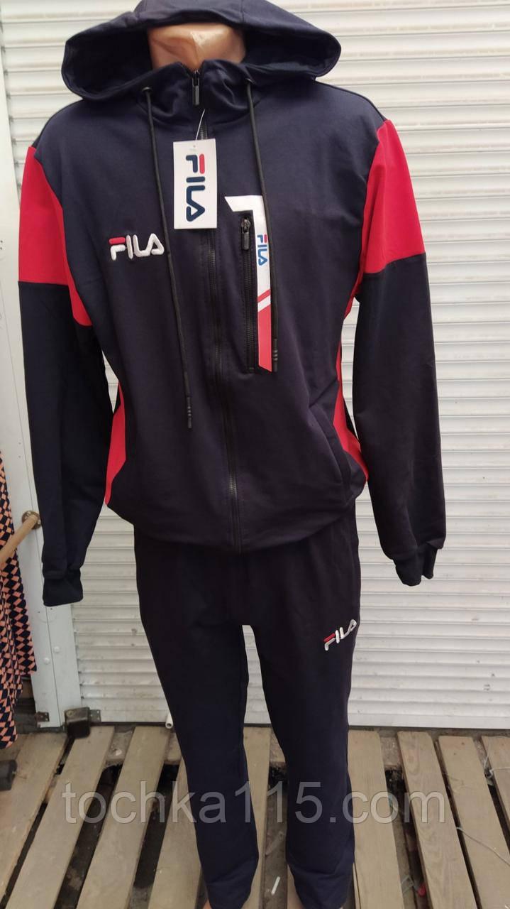 Удобный мужской спорт костюм, Fila M/L/XL/XXL/XXXL