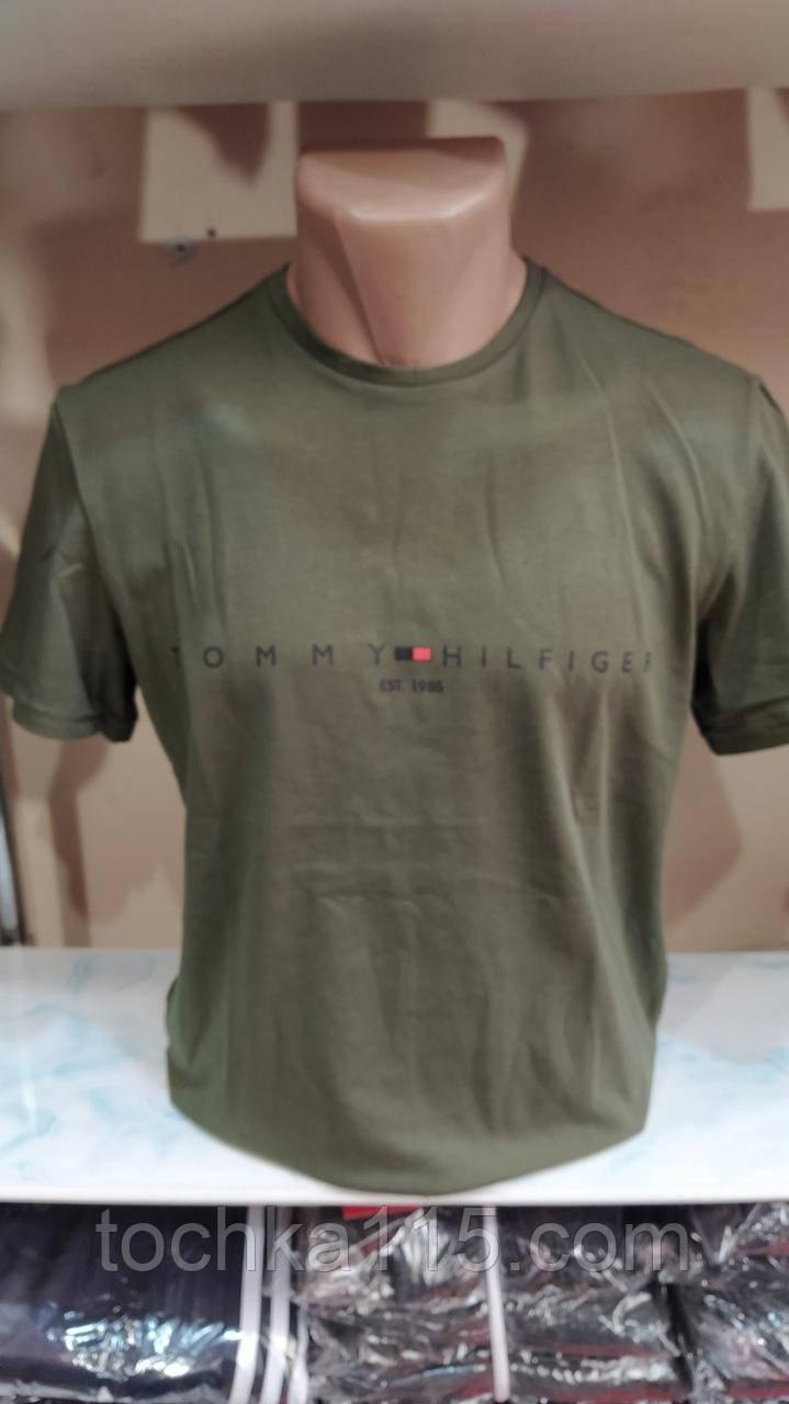 Стильная мужская футболка, TH, S/M/L/XL/XXL/XXXL