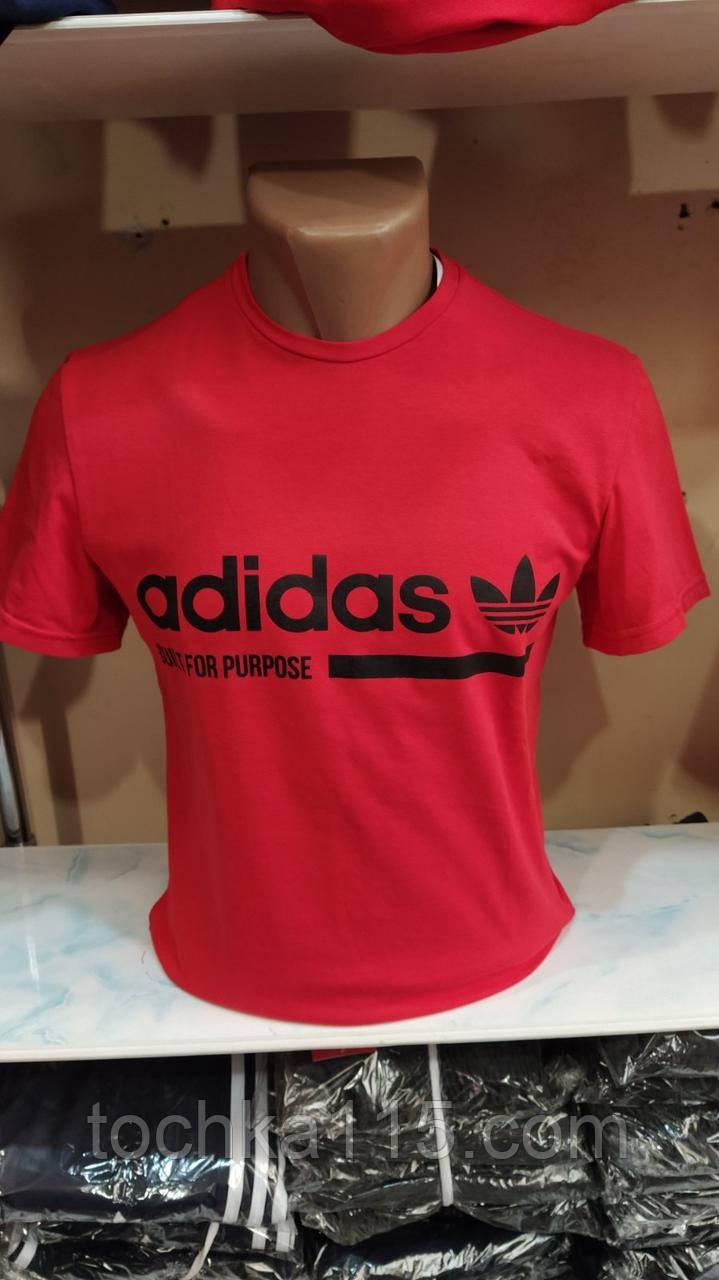 Мужская футболка, Adidas, S/M/L/XL/XXL/XXXL
