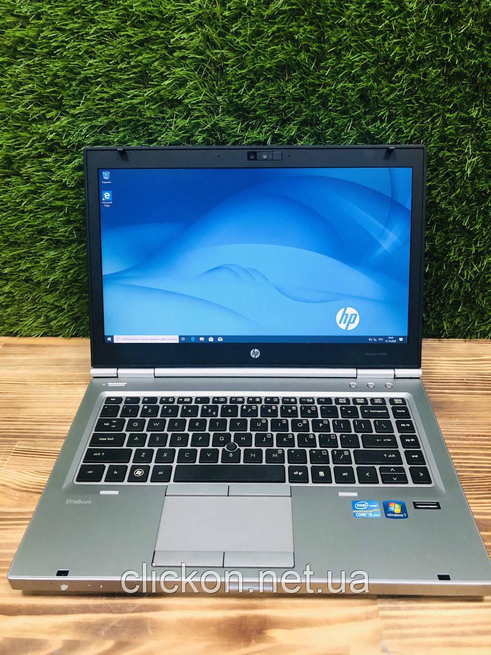 Ноутбук HP Elitebook 8460P Core i5-2520m/4/320/ Ati Radeon 6470m