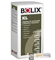 BOLIX (ТМ Боликс) KL Раствор для кладки клинкера и создания швов, 25 кг