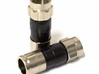 РРС EX6XLWS RG6 разъем  компрессионный. c пыльником