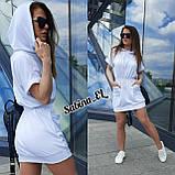 Зручне жіноче плаття, турецький трикотаж S\M, фото 7