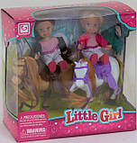 Игрушка Набор лошадки с куклами, фото 2