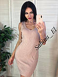Нежное платье, подчеркнет твою женственность 42-46 рр, фото 6