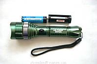 Тактический фонарик POLICE BL-8372A 30000W , фото 1