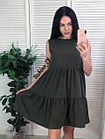 Легкое нежное платье супер софт S/L, фото 4