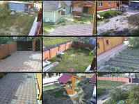 """Система видеонаблюдения на 8 камер """"купол"""""""