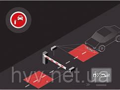 Система видеоконтроля КПП с распознаванием автомобильных номеров