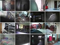 """Система видеонаблюдения на 16 камер """"купол"""""""