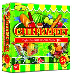 Супермаркет Детская настольная игра Энергия плюс
