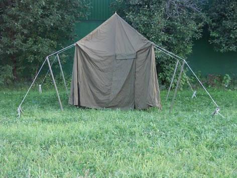 Палатка армейская лагерная, фото 2