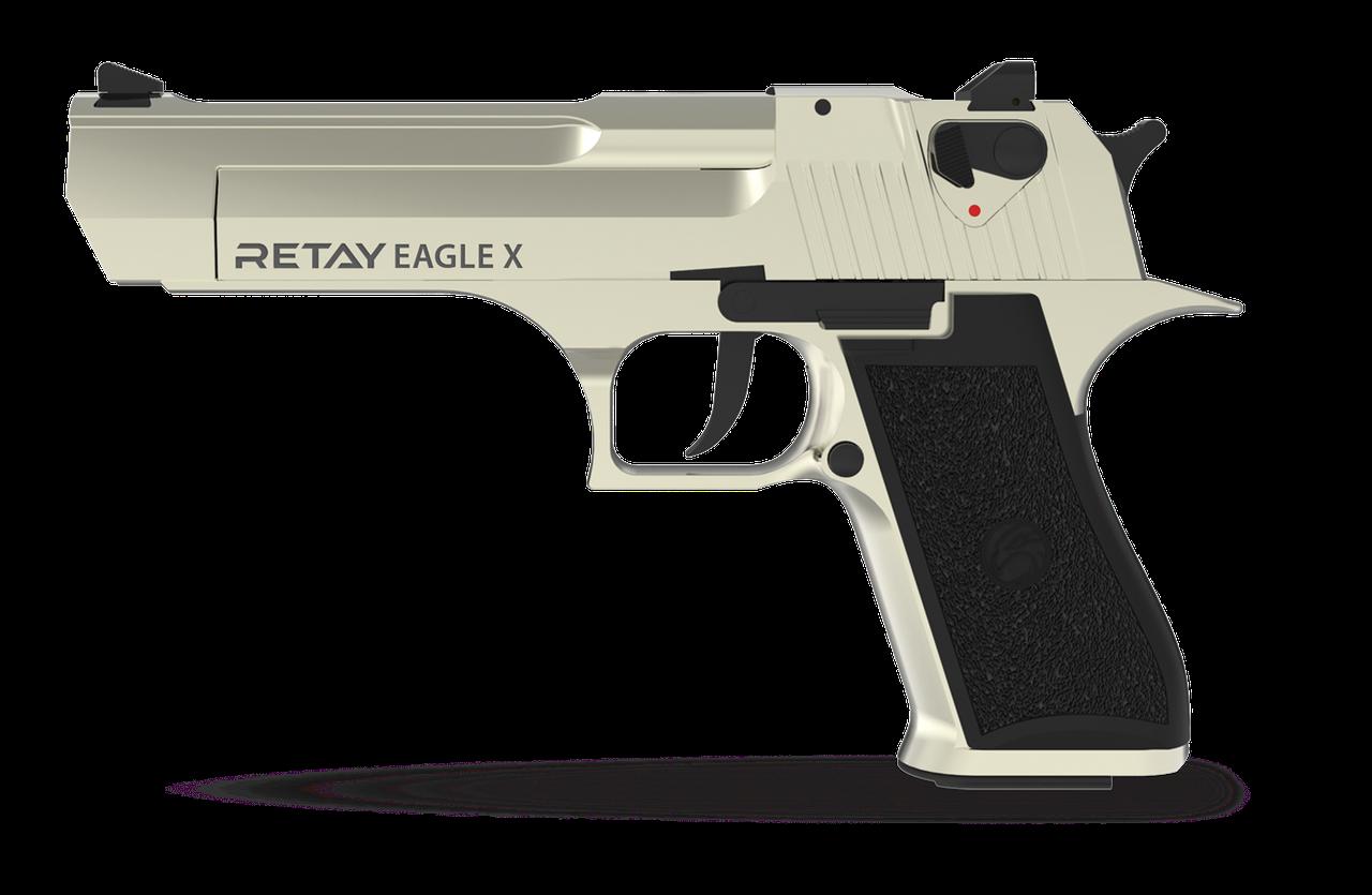 Стартовый пистолет Retay Eagle X Satin