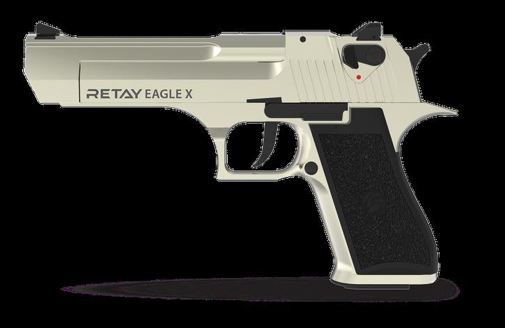 Стартовый пистолет Retay Eagle X Satin, фото 2