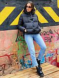 Легкая, невесомая стильная куртка, S/M/L, красный, фото 2
