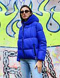 Легкая, невесомая стильная куртка, S/M/L, красный, фото 3