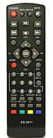 Пульт для тюнера EUROSKY ES-3011, 3015D DVB T2
