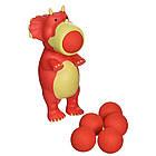 Игровой набор Стреляющий зверек Динозавр Трицератопс Squeeze Popper (54361), фото 2