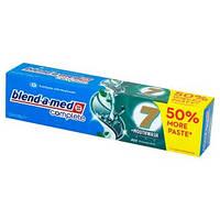 """Зубна паста """"Blend-a-med"""" 150мл Комплекс 7+ ополіскувач/-346/24"""