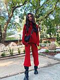 Идеальный базовый  костюм для осени, 42-46р, цвет горчичный, фото 8