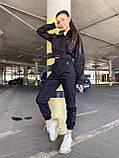 Супер модный костюм, 42-44, 44-46 рр, цвет бежевый, фото 2