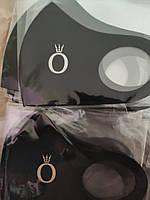 Защитная Маска Питта принт  многоразовая маска, фото 1