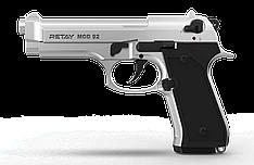 Стартовый пистолет Retay Mod 92 Chrome