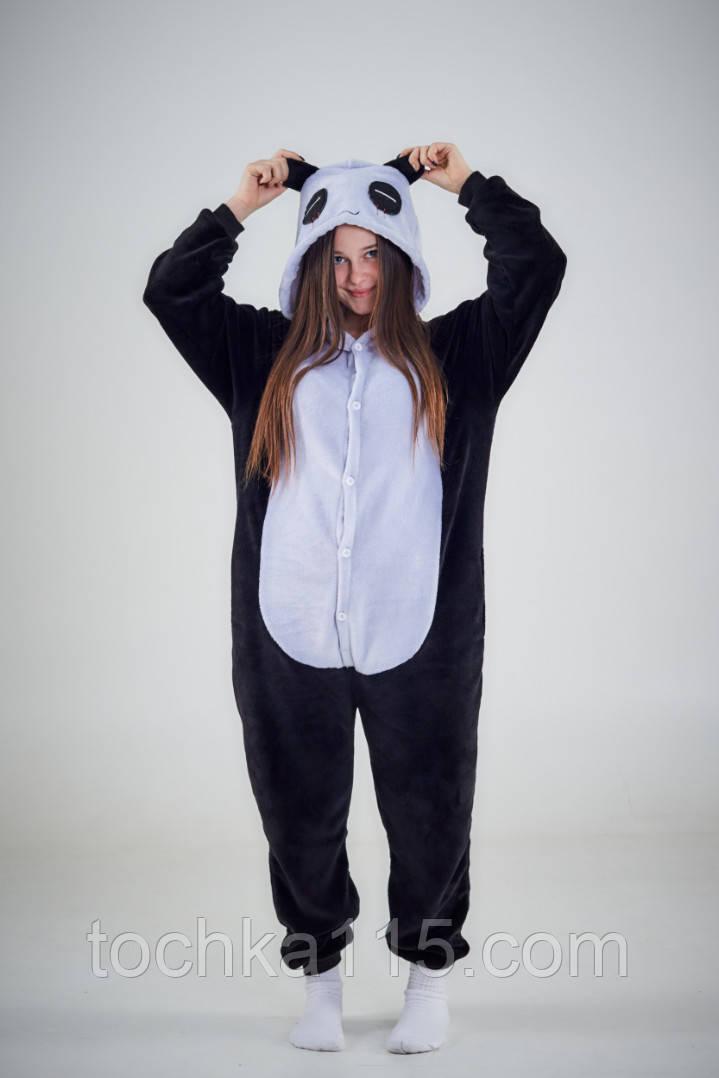 Пижама кигуруми Взрослые панда