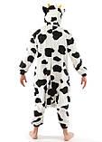 Піжама кигуруми Дорослі корова, фото 2