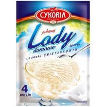 Мороженое сухое Lody Cykoria Smietankowym smaku (пломбир), 60г