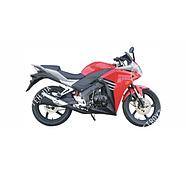 Мотоцикл FORTE FTR300 (красный) , фото 2
