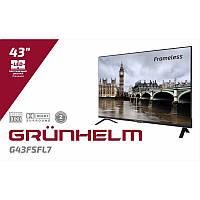 Телевізор GRUNHELM GT9FHFL43 frameless SMART HD Premium Sound