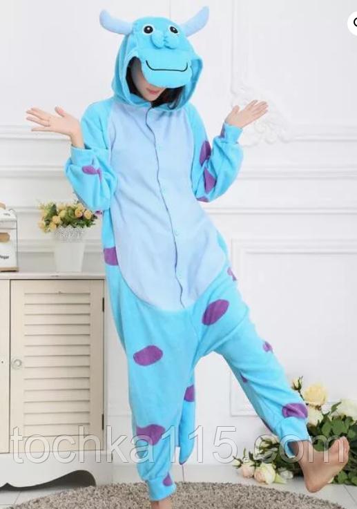 Пижама кигуруми Взрослые салли