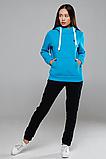 Женские штаны на зиму, теплые штаны на флисе S/M/L/XL, фото 3