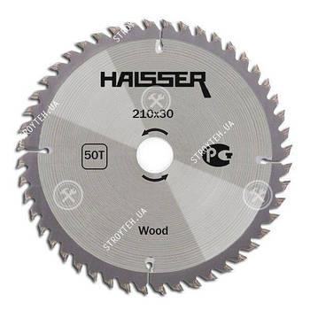 Haisser Диск пильный по дереву 160х16/20 48 зуб.