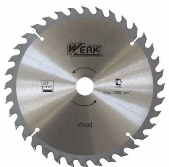 Werk 230х22.23 мм Диск пильный