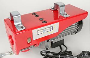 Тельфер электрический Euro Craft 150-300 КГ для подъема и спуска груза