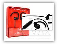 Проводная вакуумная гарнитура с креплением за ухо EA-009 miniJack 3.5мм, наушники с ушным крючком, наушники
