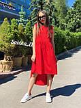 Стильне жіноче плаття софт 42-44, 46-48 рр, фото 5