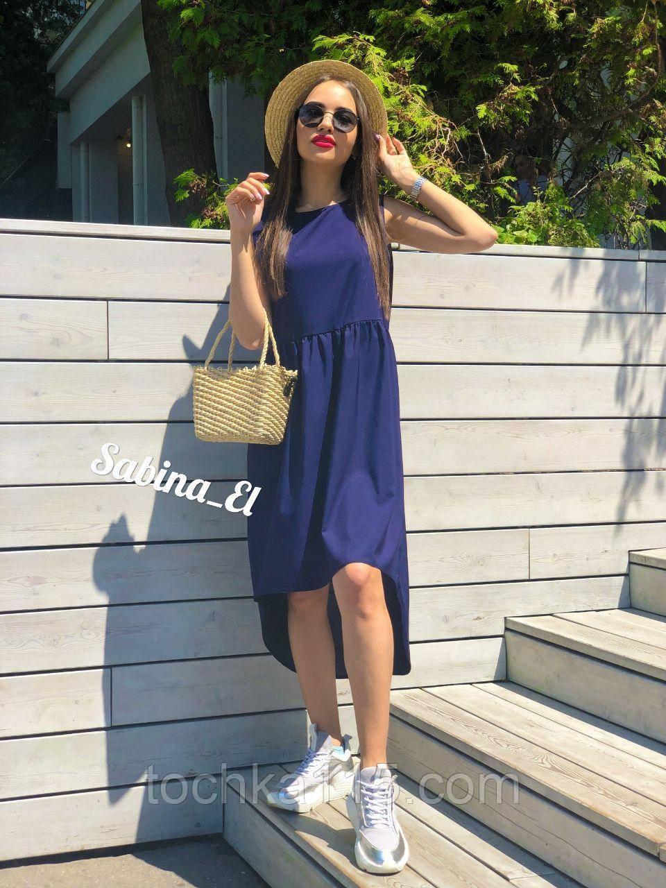 Потрясающее легкое платье софт, на жаркие дни 42-44, 46-48 рр
