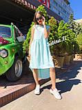 Потрясающее легкое платье софт, на жаркие дни 42-44, 46-48 рр, фото 2