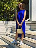 Потрясающее легкое платье софт, на жаркие дни 42-44, 46-48 рр, фото 4