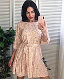 Нежное платье супер софт 42-44, 46-48 рр, фото 3