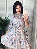Нежное платье супер софт 42-44, 46-48 рр, фото 4