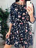 Нежное платье супер софт 42-44, 46-48 рр, фото 6